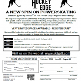 Powerskating Clinic